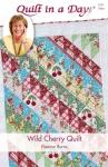 Wild Cherry Quilt Pattern by Eleanor Burns