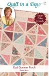 Quilt in a Day Signature Pattern - Cool Summer Porch