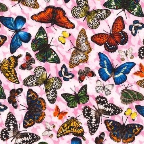 PAINTBRUSH STUDIO - Frolicking Fields - Butterflies - #2793-