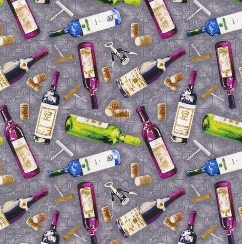 PAINTBRUSH STUDIO - Market Medley - Tossed Wine