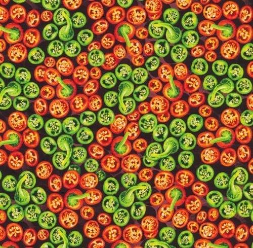 PAINTBRUSH STUDIO - Market Medley - Peppers