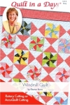 Windmill Quilt Pattern: Eleanor Burns Signature Pattern 735272012139