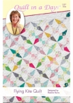Flying Kite Quilt: Eleanor Signature Quilt Pattern