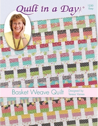 Basket Weave Quilts Eleanor Burns Signature Pattern