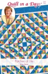 Patches of Life Quilt: Eleanor Burns Signature Quilt Pattern