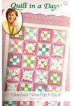 Glorified Nine-Patch Quilt: Eleanor Burns Signature Quilt Pattern