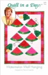 Watermelon Wall Hanging: Eleanor Burns Signature Pattern Seconds