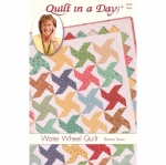Water Wheel Quilt: Eleanor Burns Signature Pattern