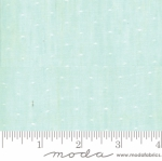 MODA FABRICS - Bonnie Camille Wovens - Dot - Aqua