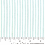 MODA FABRICS - Bonnie Camille Wovens - Stripe - Aqua