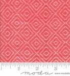MODA FABRICS - Bonnie Camille Wovens - Diamond - Red