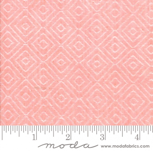 MODA FABRICS - Bonnie Camille Wovens - Diamond - Pink