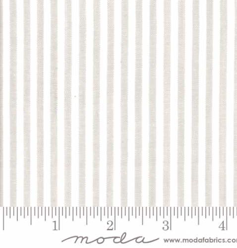 MODA FABRICS - Bonnie Camille Wovens - Stripe - Gray