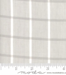 MODA FABRICS - Bonnie Camille Wovens - Windowpane - Gray