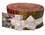 Flower Garden Gatherings Jelly Roll by Primitive Gatherings Moda Precuts