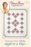Clearance - Romance Rose: Eleanor Burns Signature Quilt 735272012535