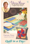 Patriotic Party: Eleanor Burns Signature Quilt Pattern