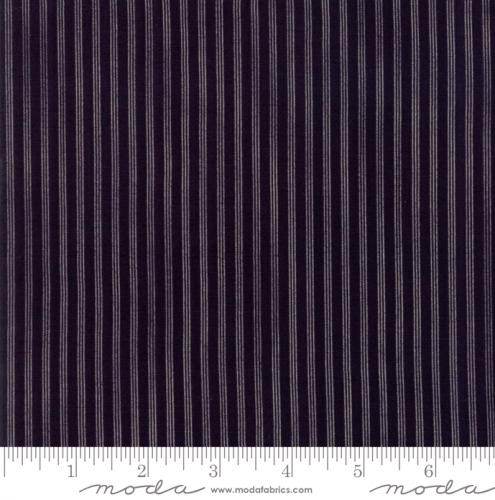 MODA FABRICS - Stars & Stripes Gathering - Navy Stripe