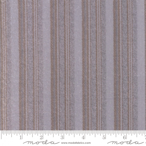 MODA FABRICS - Farmhouse Flannels - Steel Mocha