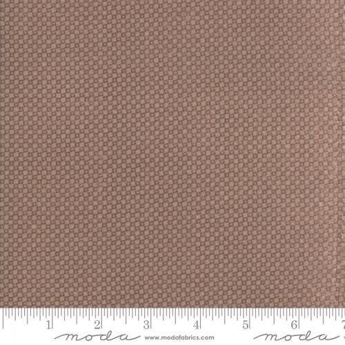 MODA FABRICS - Farmhouse Flannels - Mocha