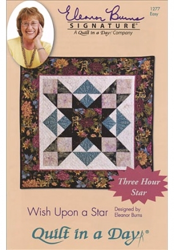 Wish Upon A Star Eleanor Burns Signature Pattern 735272012771 ... : wish upon a quilt - Adamdwight.com