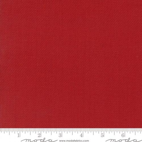 MODA FABRICS - Cottonworks - Solid Red - #1925-