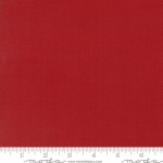 MODA FABRICS - Cottonworks - Solid Red