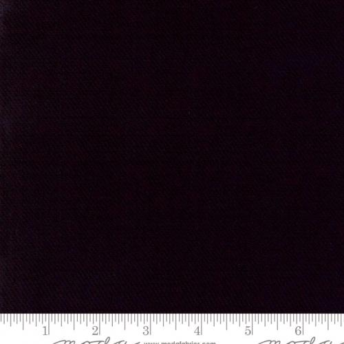 Skinny - SK947- 2 1/8 yds - MODA FABRICS - Cottonworks - Solid Black