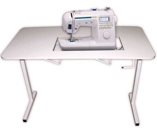 Sullivans USA   Folding Sewing Table