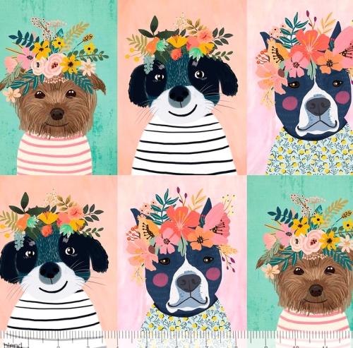 BLEND - Floral Pets - Puppy - #2876-