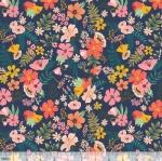 BLEND - Floral Pets - Gardenara Navy