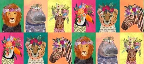 BLEND - Junglemania - Wild Flowers - #2797A-