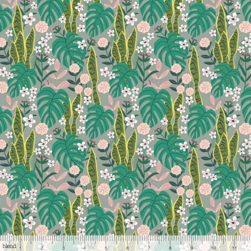 BLEND - Junglemania -Sansevieria Turquoise - #2801-