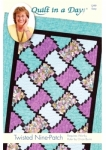 Twisted Nine-Patch: Eleanor Burns Signature Quilt Pattern 735272012993