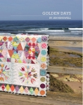 Golden Days Quilt Booklet by Jen Kingwell