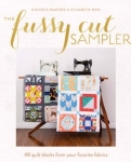 The Fussy Cut Sampler  by Taunton press