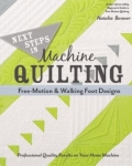 Machine Quilting, Free-Motion & Walking Foot Design