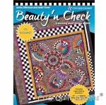 Beauty n Check Book by Cozy Quilt Designs