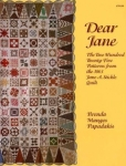 Dear Jane Book by Brenda Papadakis