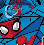 CAMELOT - Spiderman - Spider-Man Block - Aqua