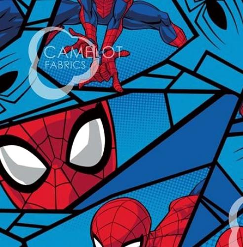 CAMELOT - Spiderman - Spider-Man Block - Aqua
