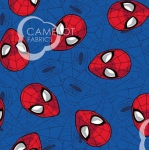 CAMELOT - Spiderman - Spider-Man Web - Blue
