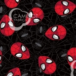 CAMELOT - Spiderman - Spider-Man Web - Black
