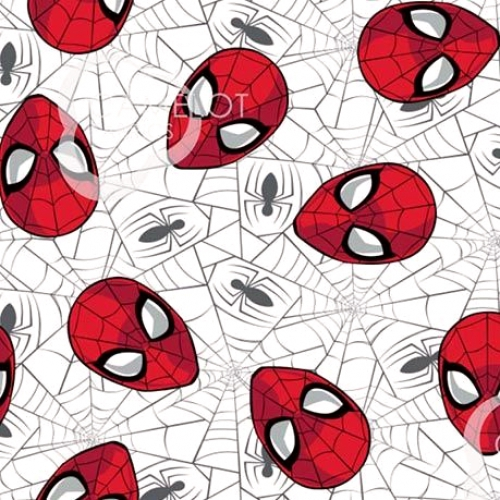 CAMELOT - Spiderman - Spider-Man Web - White