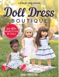 Doll Dress Boutique Book by Erin Hentzel