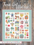 Farm Girl Vintage 2 Quilt Book by Lori Holt