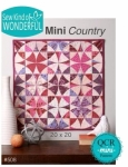 Sew Kind Of Wonderful - Mini Country Pattern