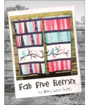 Clearance - Fab Five Remix by Abbey Lane Quilts