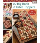 The Big Book of Table Toppers That Patchwork Place