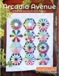 Arcadia Avenue BOM Quilt Pattern by Sassafras Lane Designs